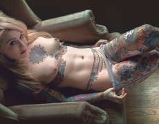 Casper peluda y tatuada (6)