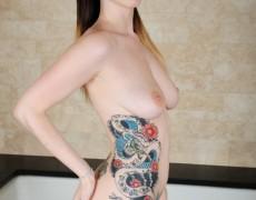 Ivy Snow una belleza tatuada (232)