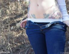 Ivy Snow una belleza tatuada (250)