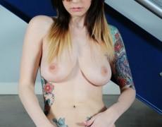 Ivy Snow una belleza tatuada (325)