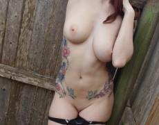 Ivy Snow una belleza tatuada (377)