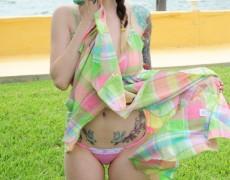 Ivy Snow una belleza tatuada (69)