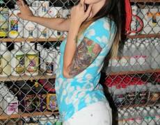 Ivy Snow una belleza tatuada (73)