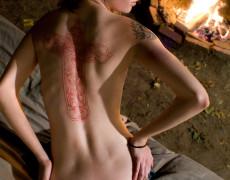 Kemper mi favorita tetona tatuada (122)