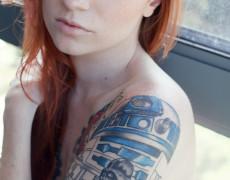 Kemper mi favorita tetona tatuada (212)