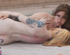 Kemper mi favorita tetona tatuada (236)
