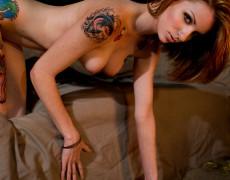Kemper mi favorita tetona tatuada (284)
