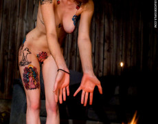 Kemper mi favorita tetona tatuada (310)