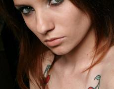 Kemper mi favorita tetona tatuada (311)