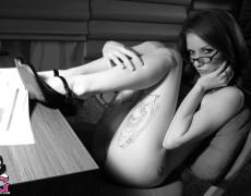 Kemper mi favorita tetona tatuada (350)