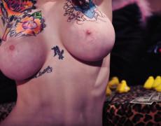 Kemper mi favorita tetona tatuada (399)