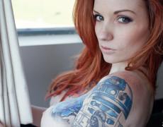 Kemper mi favorita tetona tatuada (79)