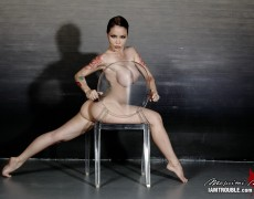 Masuimi Max asiática tetona tatuada (49)