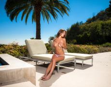Amber Alexandria se quita el bikini (14)