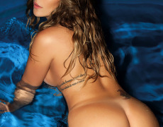 Anamara Barreira una brasilera tatuada (13)