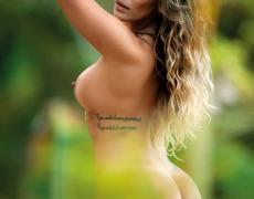 Anamara Barreira una brasilera tatuada (8)