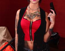 Bonnie Rotten armada y sabrosa (1)