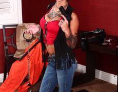 Bonnie Rotten armada y sabrosa (3)