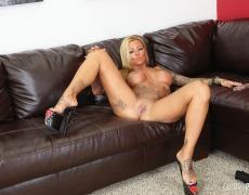 Britney Shannon jugando con su cosita (4)