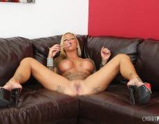 Britney Shannon jugando con su cosita (7)