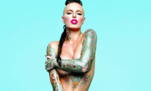 Christy Mack fabulosa en Inked Mag