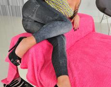 Christy Mack mostrando su gran culo (15)