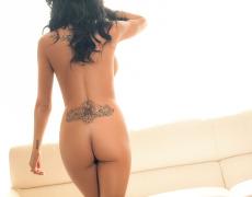 Dakota Shannon una glamorosa morocha tatuada (25)