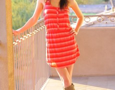 Kiera Winters y su lenceria rosa (1)