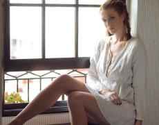 La hermosa Charlotte Herbert como Chad  en Suicide Girls (14)