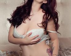 La tetona tatuada Elizabeth Marxs (17)