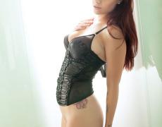 La tetona tatuada Elizabeth Marxs (66)