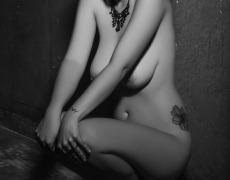 La tetona tatuada Elizabeth Marxs (85)