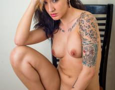 Lee Von Lux y su modelaje Alt-porn (100)