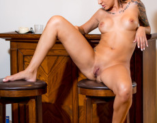 Lee Von Lux y su modelaje Alt-porn (102)