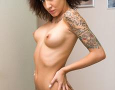 Lee Von Lux y su modelaje Alt-porn (39)