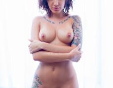 Lee Von Lux y su modelaje Alt-porn (5)