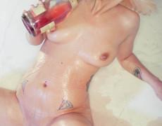 Lynn Pops jugando con su vagina (36)