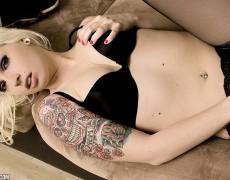 Lynn Pops jugando con su vagina (47)