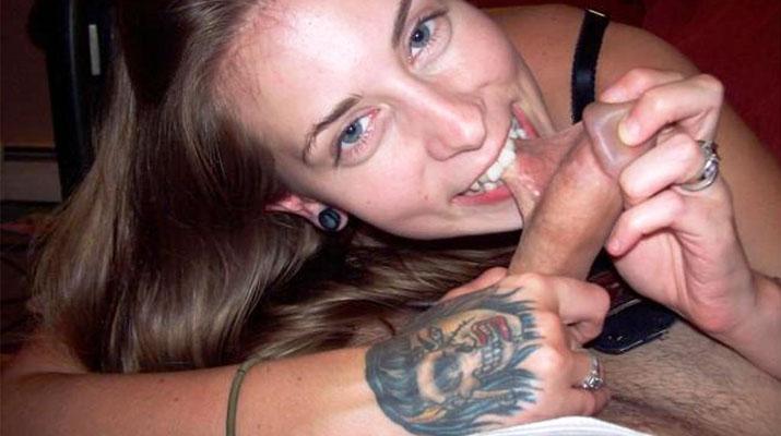 Mamadora tatuada