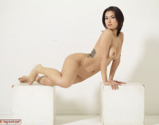 Maria Ozawa tatuada y peluda (1)