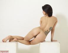 Maria Ozawa tatuada y peluda (7)