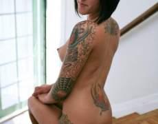 Olivia black de El Precio de la Historia desnuda (42)