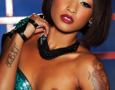 Skin Diamond hermosa en Penthouse (13)
