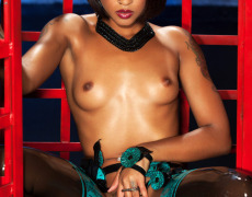 Skin Diamond hermosa en Penthouse (24)