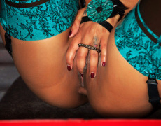 Skin Diamond hermosa en Penthouse (27)