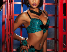 Skin Diamond hermosa en Penthouse (6)