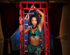 Skin Diamond hermosa en Penthouse (7)