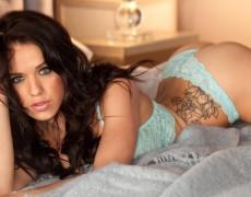 Tess Taylor Arlington una conejita tatuada (3)