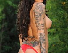 Daniella Mae de patriota desnuda (11)