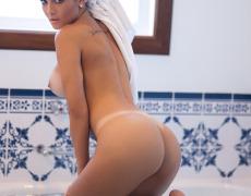 Debora Juliana rica tatuada de Brasil (21)